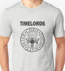 Time Lords 3 T-Shirt