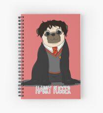 Cuaderno de espiral Harry Pugger
