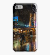 Cardiff at Christmas iPhone Case/Skin