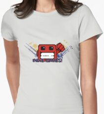 Indie Women's Fitted T-Shirt