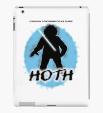 Hoth iPad Case/Skin