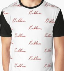 Kirkham by Kirkham Graphic T-Shirt