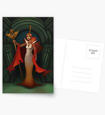 Glinda Postcards