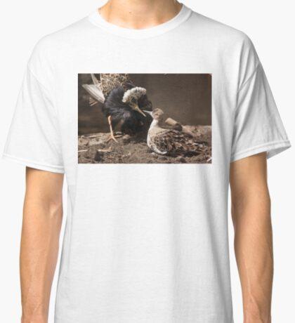 Kiss me, now. Classic T-Shirt
