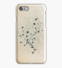 Floral vintage [mixed] iPhone Case/Skin