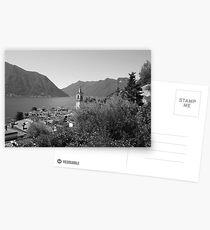 Lake Como Postcards