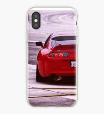 Toyota Supra Telefonkasten iPhone-Hülle & Cover