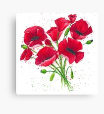 The Soldier's Heart Canvas Print