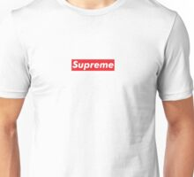 Supreme Box Logo Unisex T-Shirt