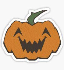 Happy Pumpkin Sticker