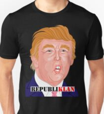 Trumps a RepubliKLAN Unisex T-Shirt