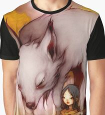 Wolf Lullaby  Graphic T-Shirt