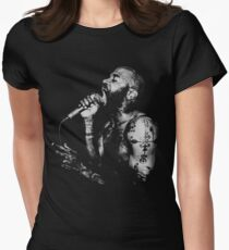 Death Grips   MC Ride Womens Fitted T-Shirt