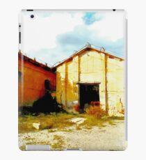 Island Caprera: military archeology iPad Case/Skin