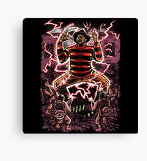 Nightmare Busters Canvas Print