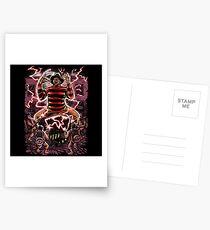 Nightmare Busters Postcards