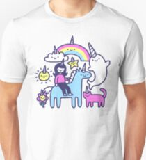 Unicorns Everywhere! T-Shirt