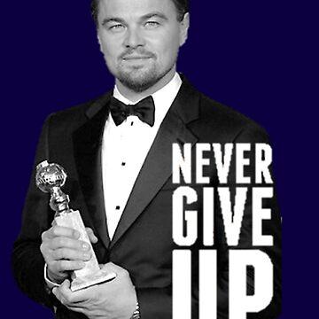 Leonardo di Caprio Oscars 2016 by MyriahAbela555
