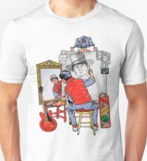 Marty Future Self Portrait Unisex T-Shirt