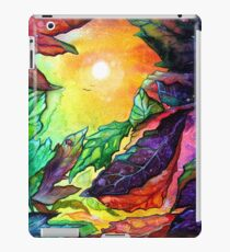 Colours of Sunshine - Leaves  iPad Case/Skin
