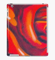 Graffiti Rose iPad Case/Skin