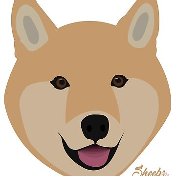 Sheebs CO Shiba Logo by SheebsCO