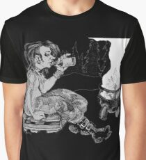 Backwoods Punk - NIGHT VERSION Graphic T-Shirt
