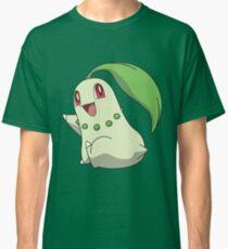 Chikorita Illustration Classic T-Shirt