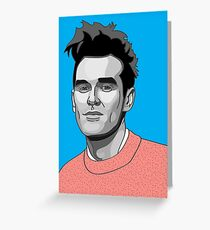 morrissey greeting cards  redbubble, Birthday card