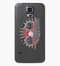 Evil Troy & Evil Abed Case/Skin for Samsung Galaxy
