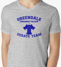 Greendale Debate Team Men's V-Neck T-Shirt