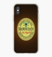 Browncoats Independent Extra Stout iPhone Case