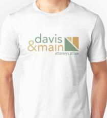 davis & main Unisex T-Shirt