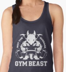 Not the average GYM BEAST Women's Tank Top