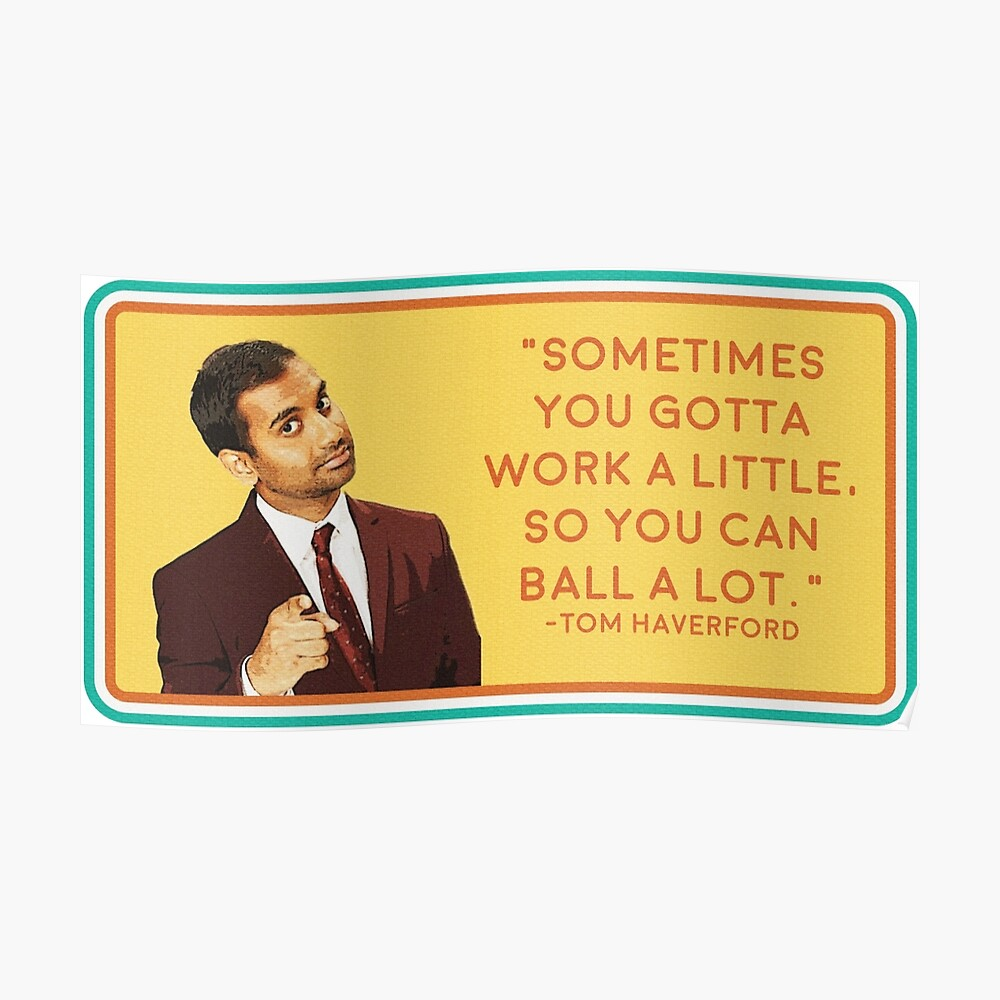Ball a Lot Poster