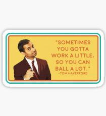 Ball a Lot Sticker