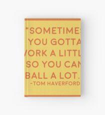 Ball viel Notizbuch