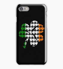 Shamrock Irish Flag iPhone Case/Skin