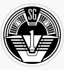 Stargate SG-1 Sticker