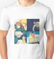 Sophie and Howl - Studio Ghibli Unisex T-Shirt