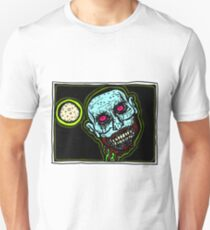 Zombie Snack Attack COLORIZED T-Shirt
