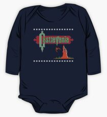 Castlevania Title Screen Kids Clothes