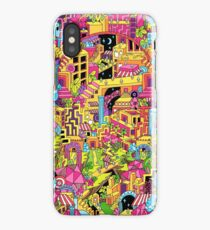 PSYCHOTROPIC iPhone Case