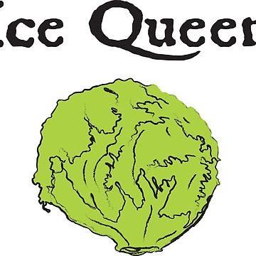 Ice Queen by JoyVick