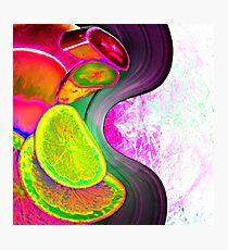 Citrus Dream Photographic Print