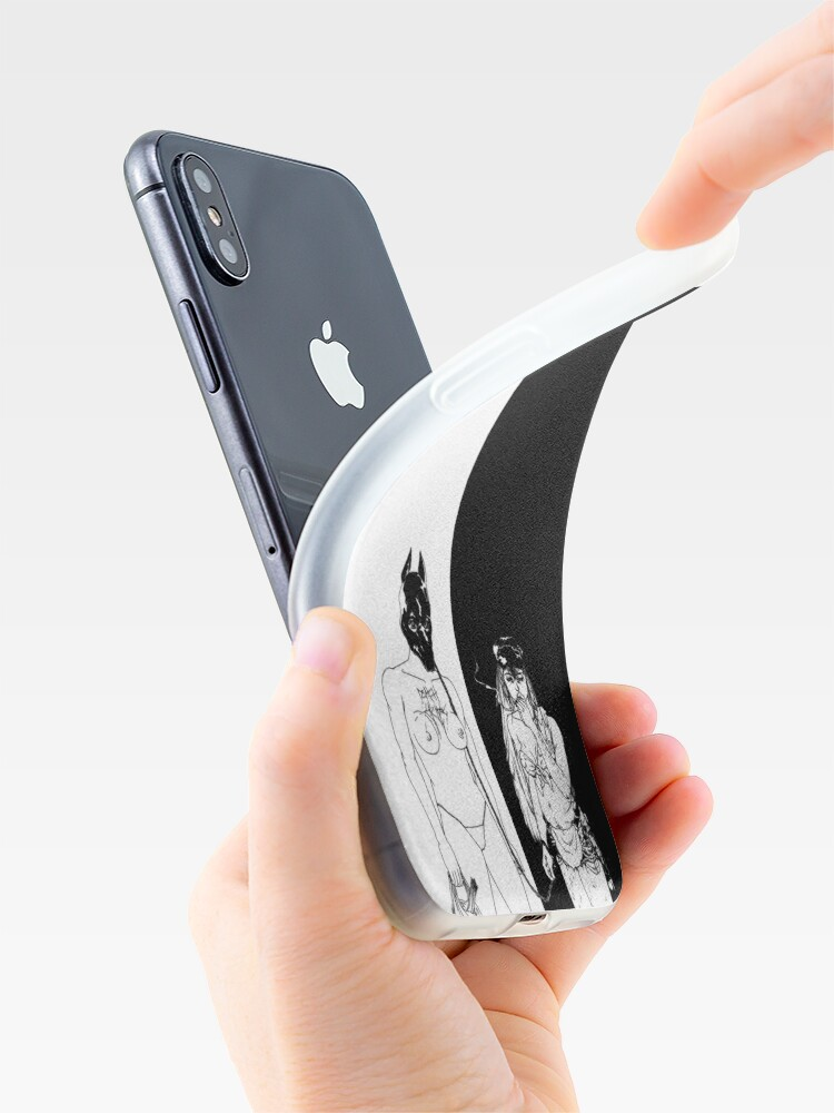 Alternative Ansicht von Death Grips The Money Store (Grafik-T-Shirt) iPhone-Hüllen & Cover
