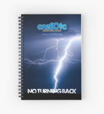There is Power Spiral Notebook