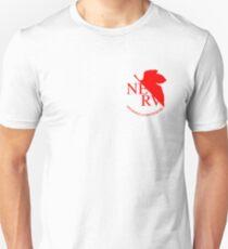 Neon Genesis Evangelion NERVE Logo Unisex T-Shirt