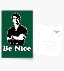 Be Nice Postcards