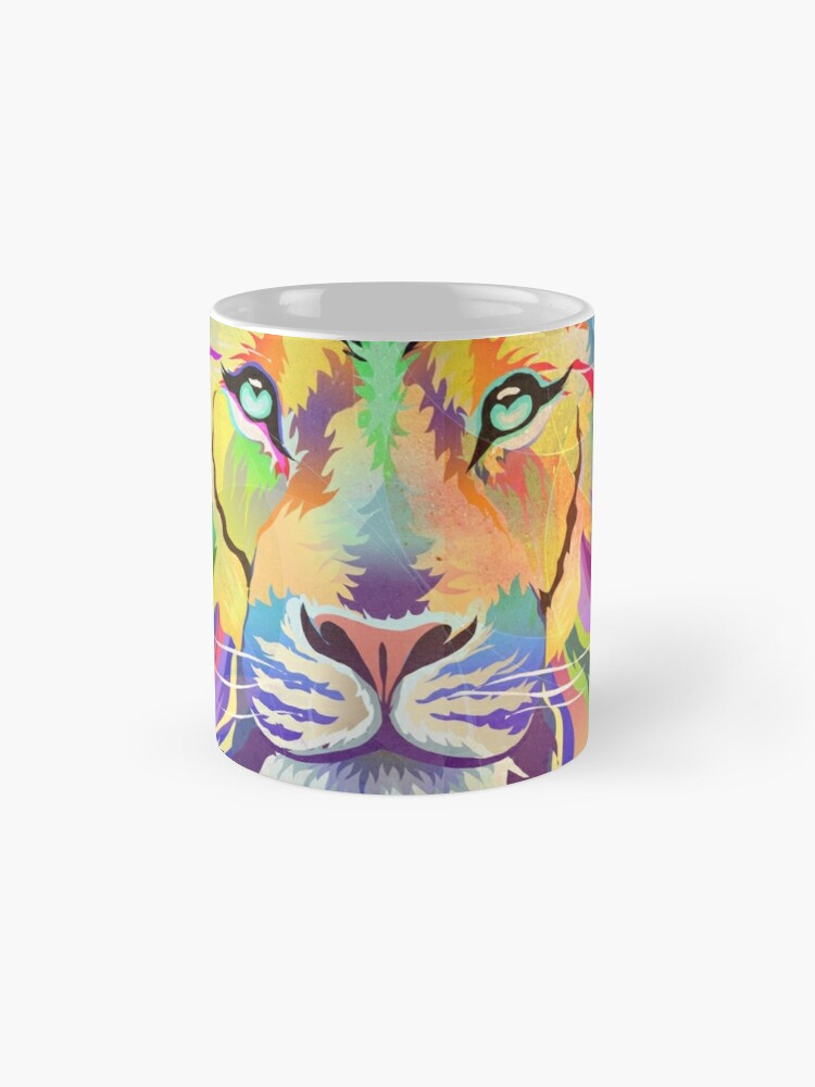Alternate view of The King of Technicolor Mug